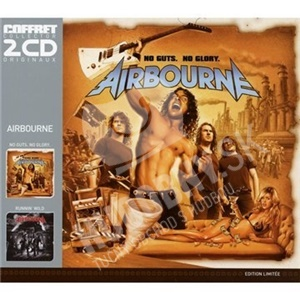 Airbourne - Runnin' Wild & No Guts. No Glory. od 11,49 €