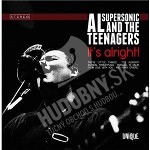 Al Supersonic And The Teenagers - It's Alright od 20,22 €