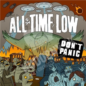 All Time Low - Don't Panic od 19,99 €