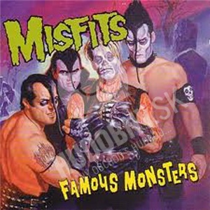 Misfits - Famous Monsters od 13,90 €