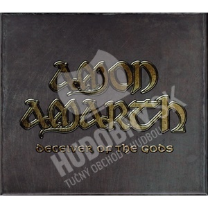 Amon Amarth - Deceiver Of The Gods (Deluxe Edition) od 31,47 €