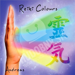 Andreas - Reiki Colours od 23,44 €
