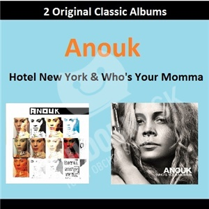 Anouk - Hotel New York & Who's Your Momma od 28,42 €