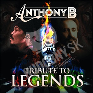 Anthony B - Tribute to Legends od 23,86 €