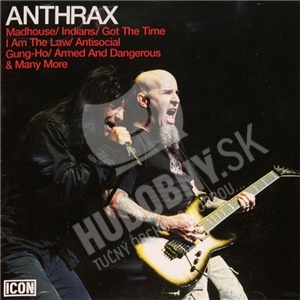 Anthrax - Icon od 7,66 €