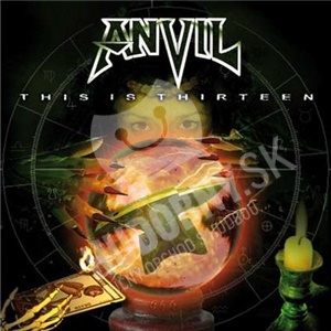 Anvil - This Is Thirteen od 14,02 €