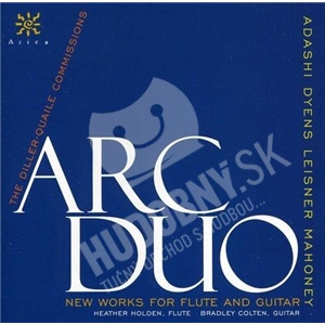 Arc Duo - New Works for Flute and Guitar od 0 €