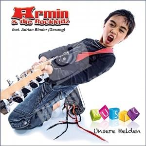 Armin & die Rockkidz - Unsere Helden od 17,61 €
