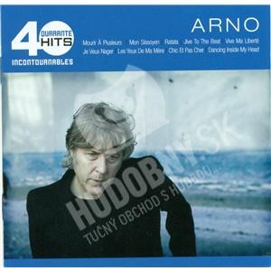 Arno - 40 Hits Incontournables od 0 €