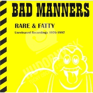 Bad Manners - Rare & Fatty (Unreleased Rec.1976-1997) od 11,18 €