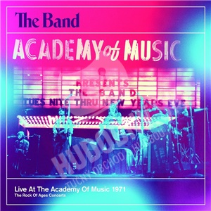 The Band - Live At The Academy Of Music 1971 od 19,38 €