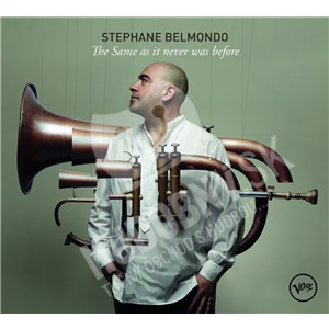 Stéphane Belmondo - The Same As It Never Was Before od 25,68 €