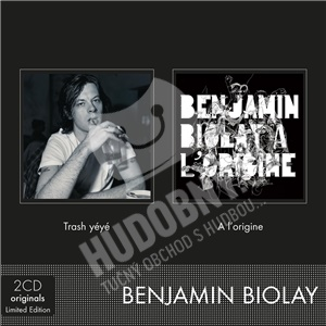Benjamin Biolay - Trash Yeye  & A L'Origine (Limited Edition) od 10,63 €