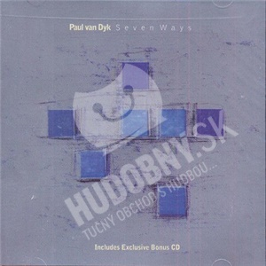 Paul van Dyk - Seven Ways '98 & Bonus Re od 0 €