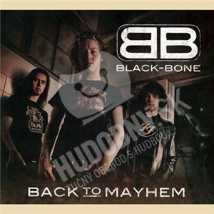 Black-Bone - Back To Mayhem od 21,15 €