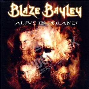 Blaze Bayley - Alive In Poland od 18,01 €