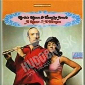 Herbie Mann - A man & a woman/and Joao od 23,06 €