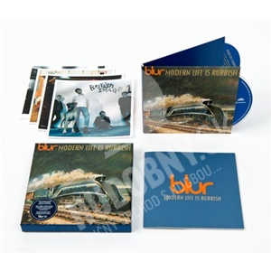 Blur - Modern Life Is Rubbish (Special Edition) od 11,85 €