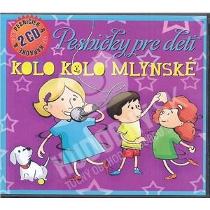 VAR - Pesničky Pre Deti - Kolo Kolo Mlynské od 9,49 €