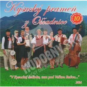 Kysucký prameň z Oščadnice - Kysucký prameň z Oščadnice 10 od 0 €