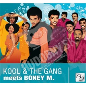Boney M./Kool & The Gang - Back To Back od 28,42 €