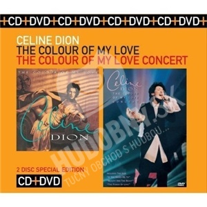 Celine Dion - The Colour of My Love + Concert od 27,25 €