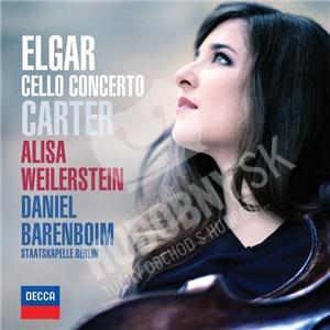 Alisa Weilerstein, Daniel Barenboim, Sir Edward Elgar - Cello Concerto od 13,68 €