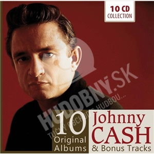 Johnny Cash - 10 Original Albums od 24,99 €