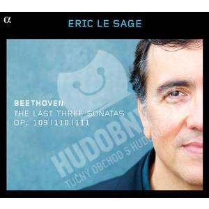 Eric Le Sage - Beethoven - Piano Sonatas, Opp. 109-111 od 27,28 €