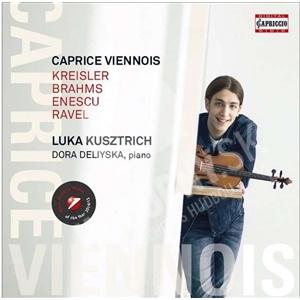 Luka Kusztrich, Dora Deliyska - Caprice Viennois od 22,17 €