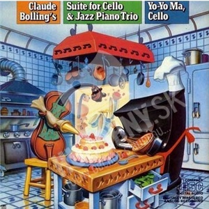 Yo-Yo Ma, Claude Bolling - Suite For Cello & Jazz Piano Trio od 0 €