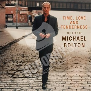 Michael Bolton - Time, Love & Tenderness - The Best of od 19,99 €