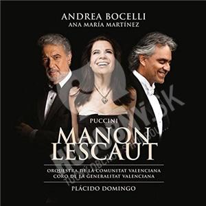 Andrea Bocelli, Plácido Domingo - Puccini - Manon Lescaut od 29,55 €