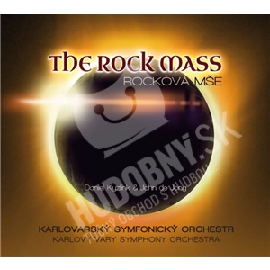 Karlovarský symfonický orchestr, Daniel Kyzlink, John de Jong - The Rock Mass / Rocková mše od 9,99 €