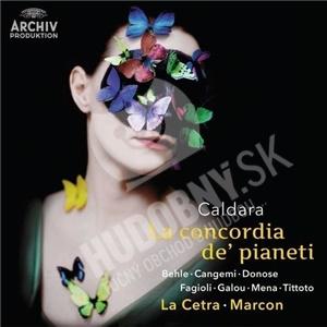 Andrea Marcon - Caldara - La concordia de' pianeti od 20,31 €