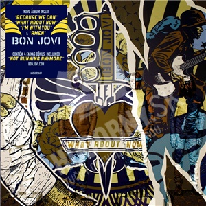 Bon Jovi - What About Now (Deluxe Edition) od 16,49 €