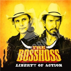 The BossHoss - Liberty Of Action od 11,99 €