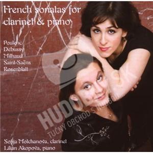 Sofija Molchanova, Lilian Akopova - French Sonatas for Clarinett & Piano od 0 €
