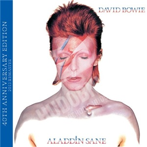David Bowie - Aladdin Sane (40th Anniversary Edition) od 14,49 €