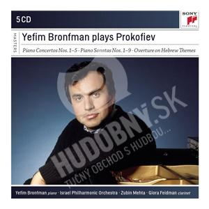 Yefim Bronfman - Yefim Bronfman Plays Prokofiev Concertos and Sonatas od 30,50 €