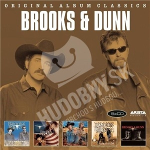 Brooks & Dunn - Original Album Classics od 10,27 €