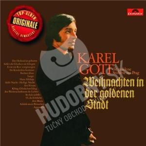 Karel Gott - Weihnachten In Der Goldenen Stadt od 12,99 €