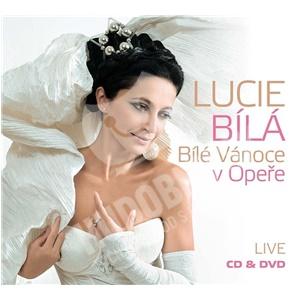 Lucie Bíla - Bílé Vánoce v Opeře Live od 13,49 €