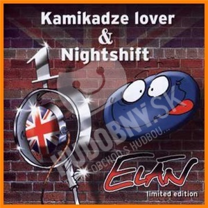 Elán - Kamikadze lover & Nihtshift 1 od 11,99 €