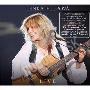 Lenka Filipová - Recital Live (CD + DVD) od 11,08 €