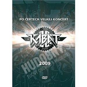 Kabát - Po čertech velkej koncert DVD od 12,99 €