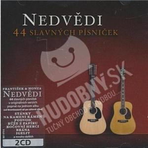 Nedvědovci - 44 Slavných Písniček od 11,49 €