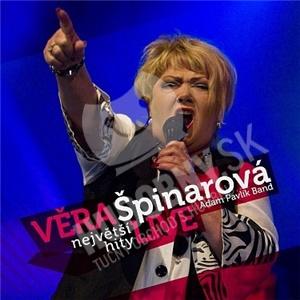 Věra Špinarová - Největší hity Live od 9,22 €