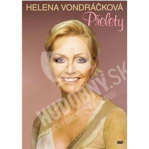 Helena Vondráčková - Přelety DVD (zánovné DVD) od 14,99 €