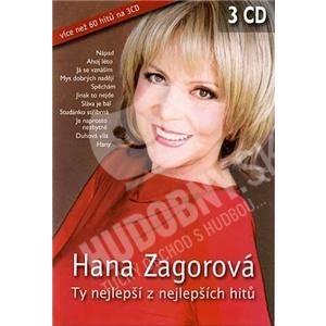 Hana Zagorová - Ty nejlepší z nejlepších hitů od 14,99 €